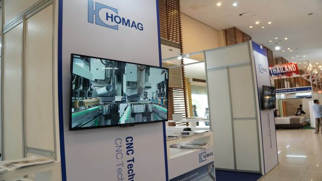 Homag at Cambodia Architect & Décor 2017 Image